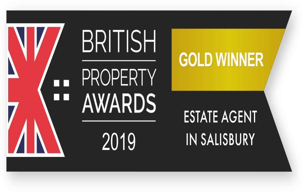 "Introducing 2019 Multiple Award-Winning Estate Agent for Salisbury  ""Whites"" Tuesday 08th October 2019"