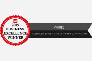 Whites Estate Agents awarded Independent Estate Agent of the Year for Wiltshire