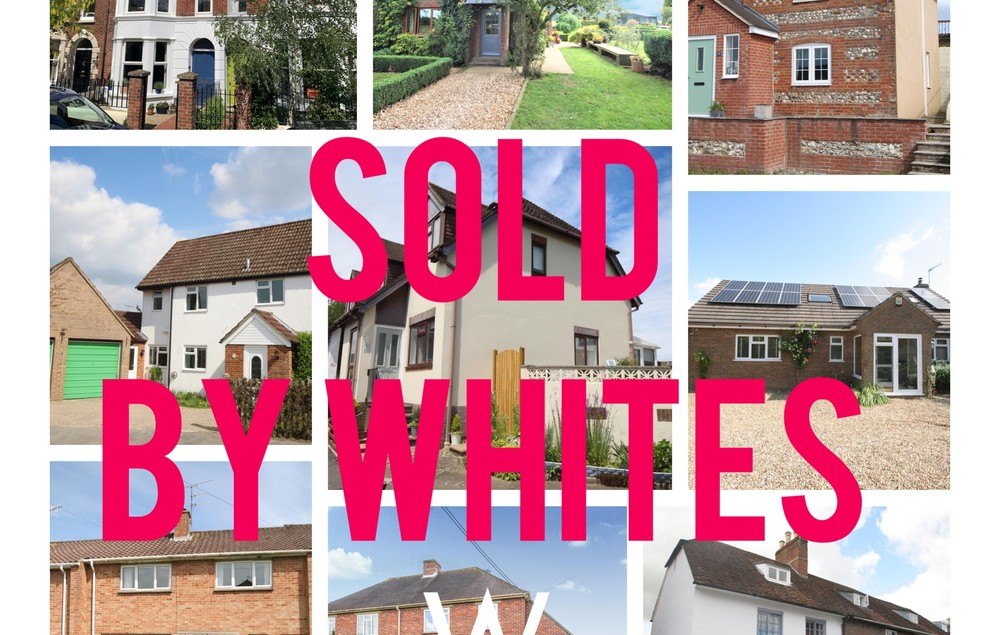 Whites Word on the world of house Sales by Tony Lovatt-Williams Thursday 07th October 2021