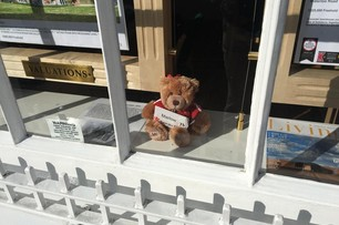 Whites Estate Agents supporting Save the Children's 'Salisbury Teddy Bear Hunt'