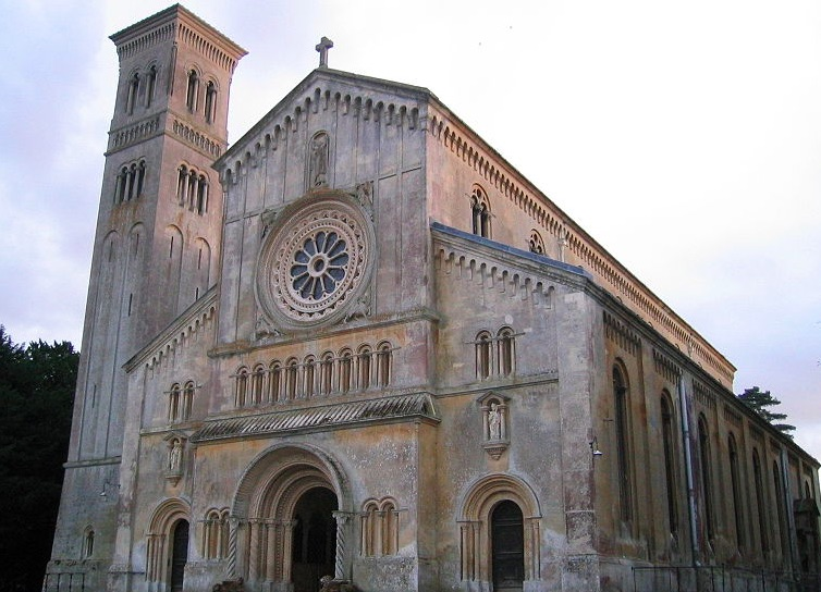 Italianate Church Wilton
